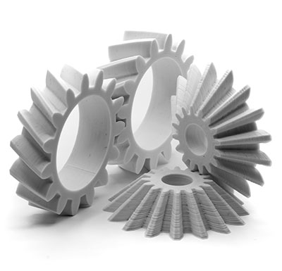 additive manufactured gear parts